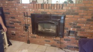 Woodstove insert. Salem Oregon