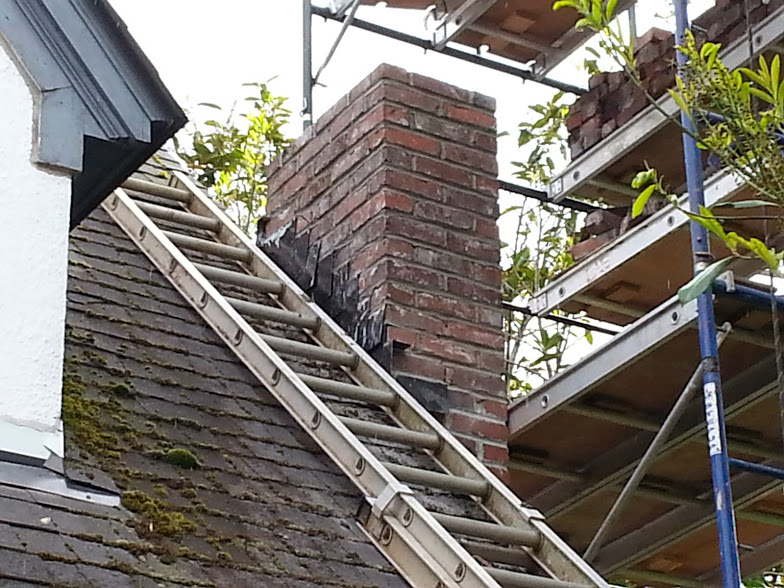 Chimney rebuild repair Salem Oregon