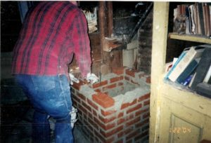 Chimney repair/rebuild Salem
