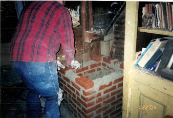 Chimney repair/rebuild Salem