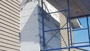 Stucco/chimney repair, Salem, Oregon